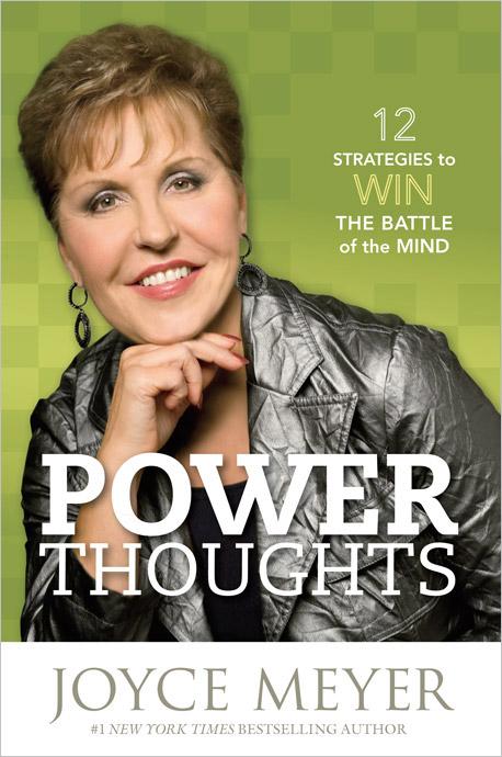 Joyce Meyer S 12 Power Thoughts Dr Scott Little Chiropractor